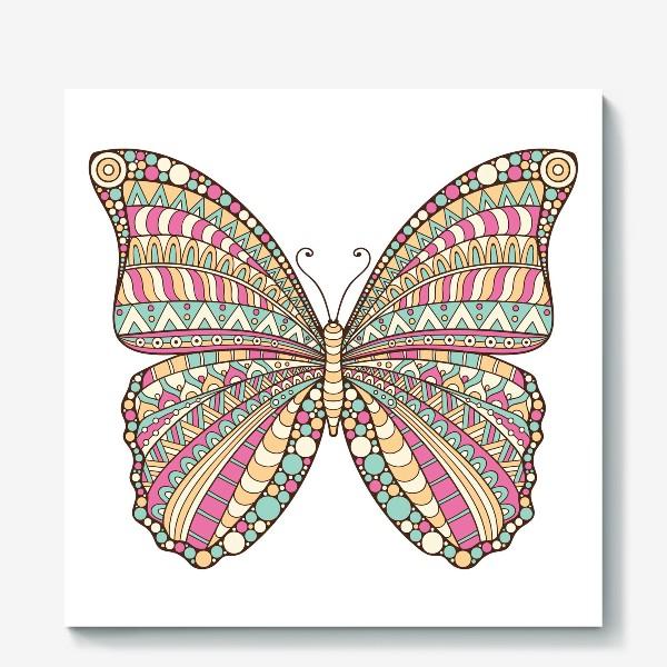 Холст «Бабочка»