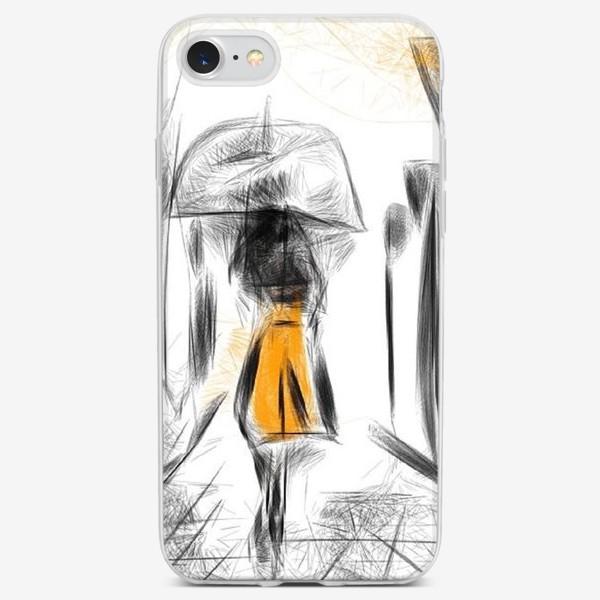 Чехол iPhone «Осень »