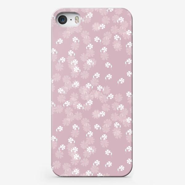 Чехол iPhone «Розовая романтика»