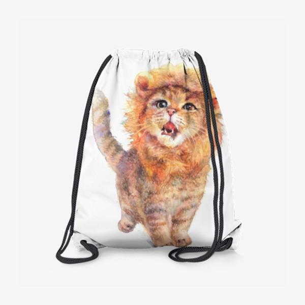 Рюкзак «Подарки львам»
