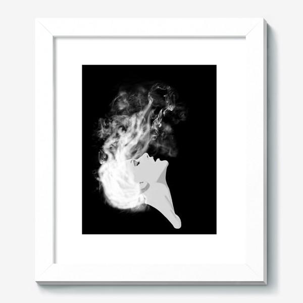 Картина «дым»