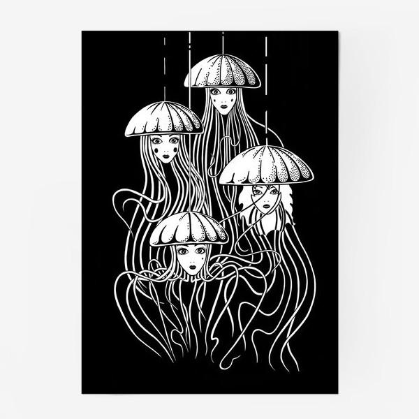 Постер «Медузы»