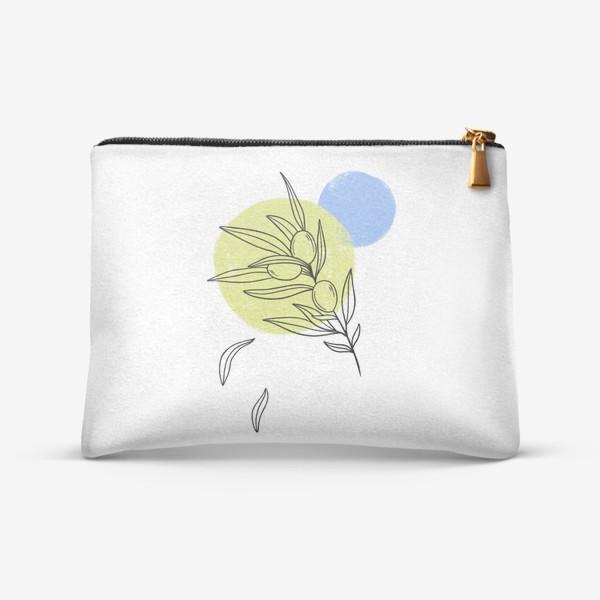 Косметичка «Оливковая ветвь»
