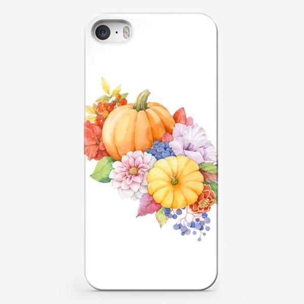 Чехол iPhone «Осенняя композиция»