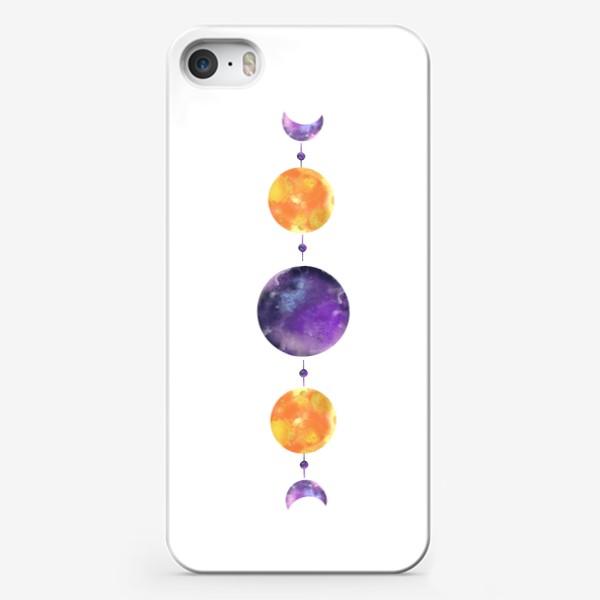 Чехол iPhone «Космос »