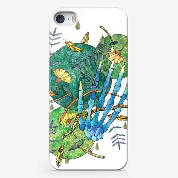 Чехол iPhone «Жизнь и смерть»