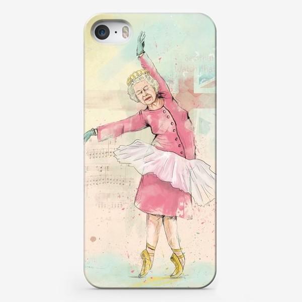 Чехол iPhone «Dancing Queen автор Balazs Solti»