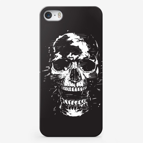 Чехол iPhone «Scream автор Balazs Solti»