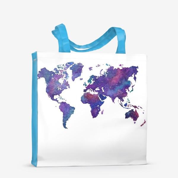 Сумка-шоппер «Cosmic Earth»