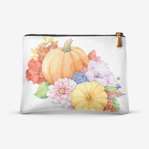 Косметичка «Осенняя композиция»