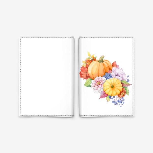 Обложка для паспорта «Осенняя композиция»