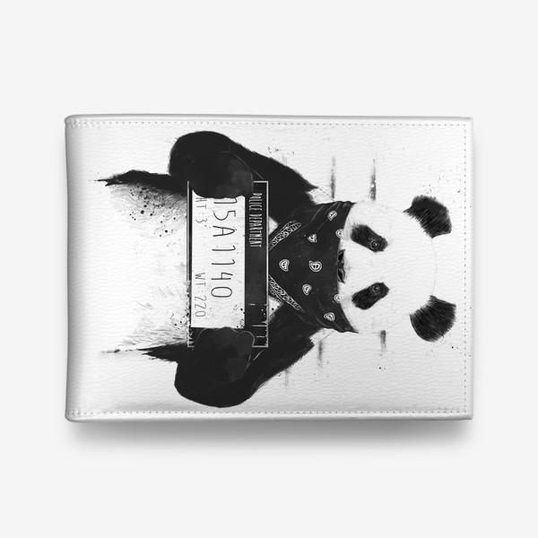 Кошелек «Bad Panda автор Balazs Solti»