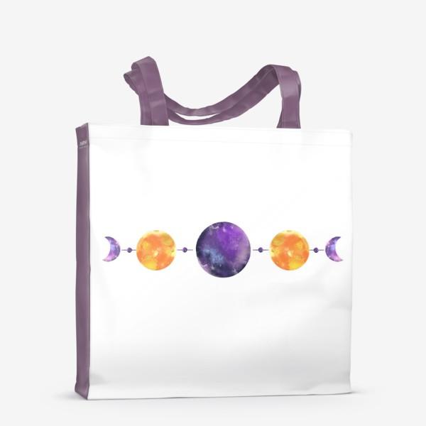 Сумка-шоппер «Космос »