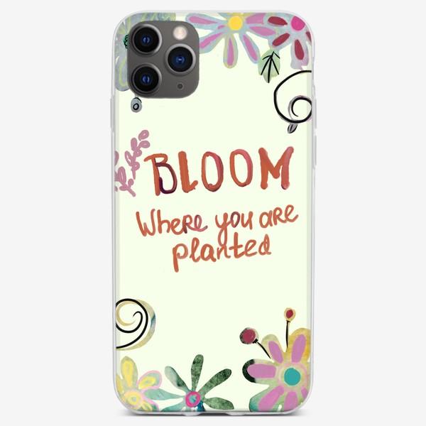 Чехол iPhone «Blooming»