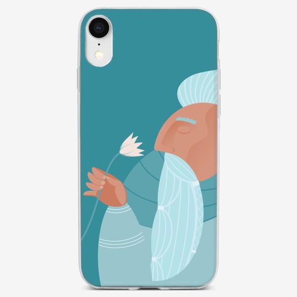 Чехол iPhone «Ботаник»