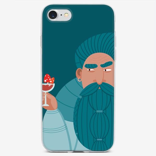 Чехол iPhone «В жизни надо всё попробовать»