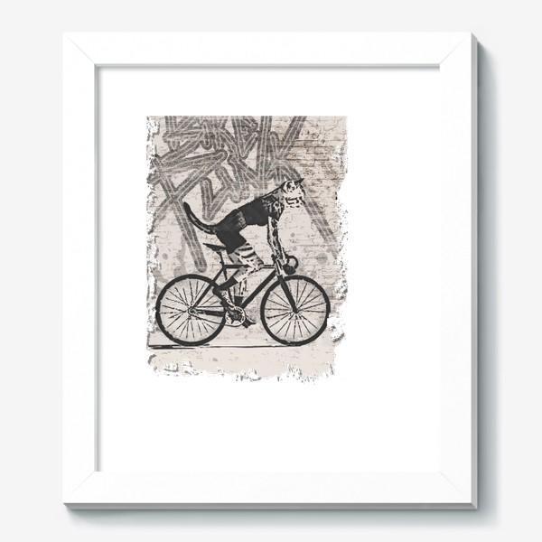 Картина «Cat Punk Rider»