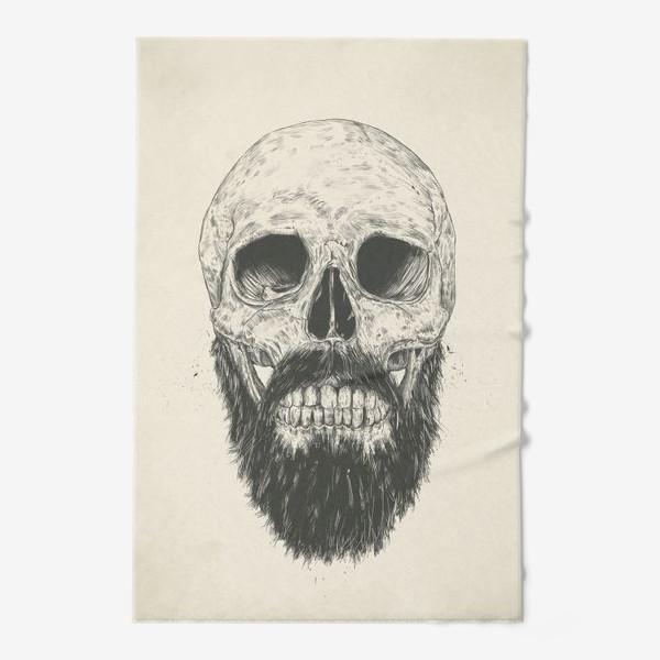 Полотенце «The Beard Is Not Dead автор Balazs Solti»