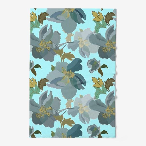 Полотенце «Цветы винтаж  »