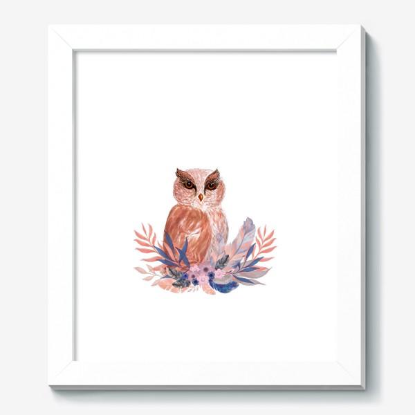 Картина «Совушка Сова»