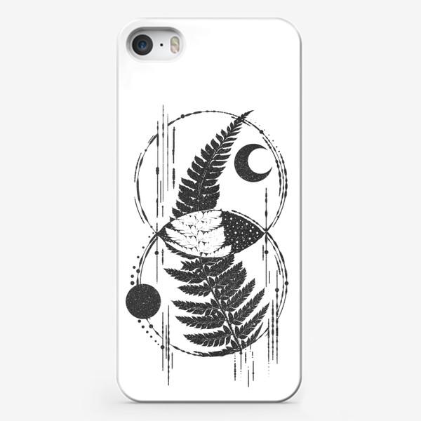 Чехол iPhone «My Space Fern»