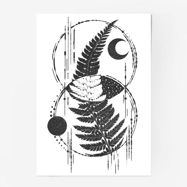 Постер «My Space Fern»