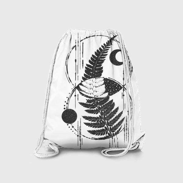 Рюкзак «My Space Fern»