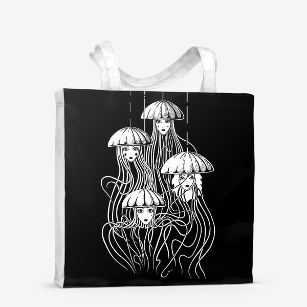 Сумка-шоппер «Медузы»
