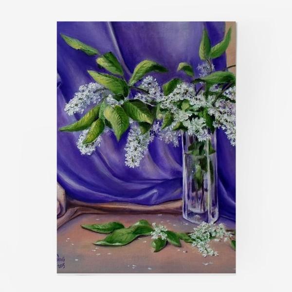 Постер «Цветет черемуха»