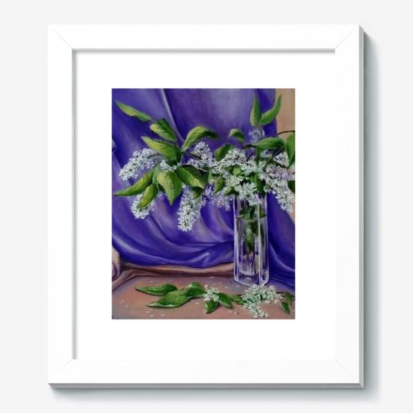 Картина «Цветет черемуха»