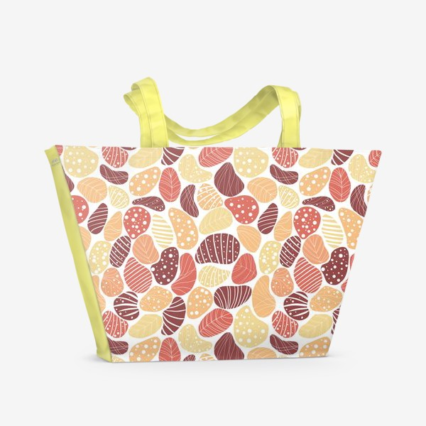 Пляжная сумка «Лесные мотивы»