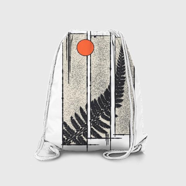 Рюкзак «Moon Fern»