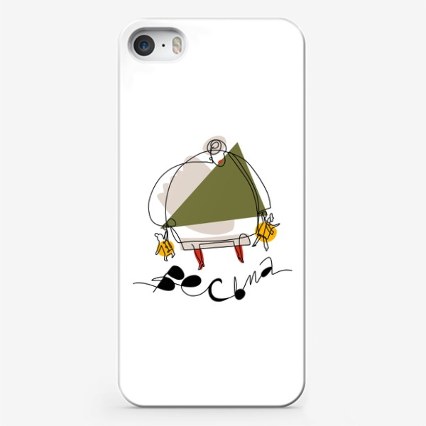 Чехол iPhone «Весы. Весьма»