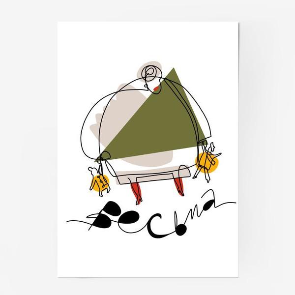 Постер «Весы. Весьма»