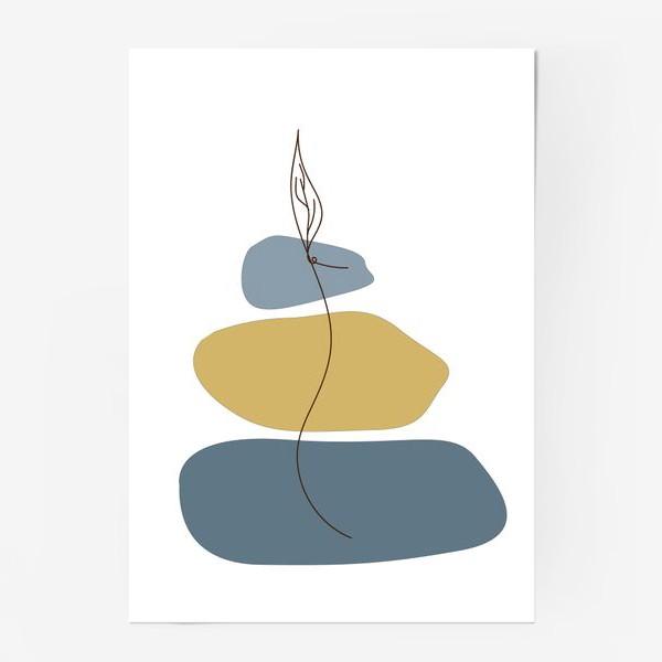 Постер «Пятна и росток»