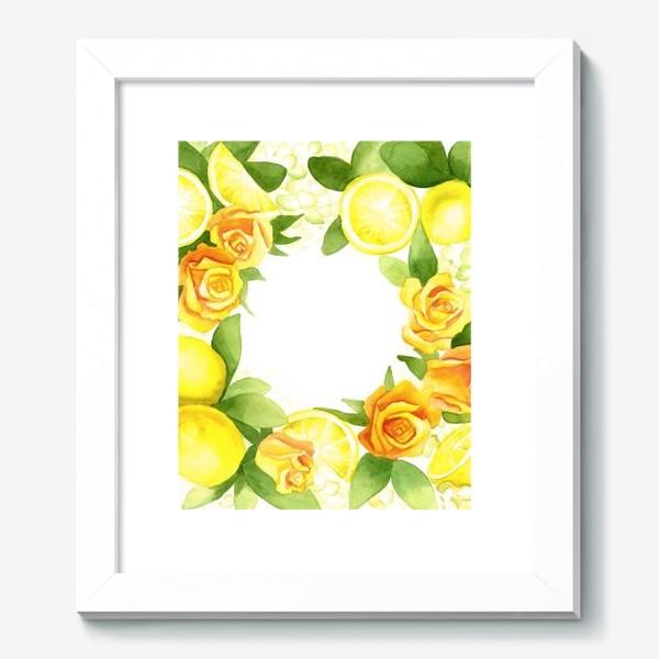 Картина «Жёлтое настроение»