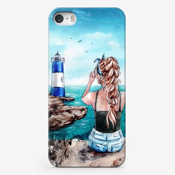 Чехол iPhone «ласковое море»