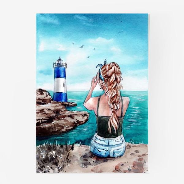Постер «ласковое море»