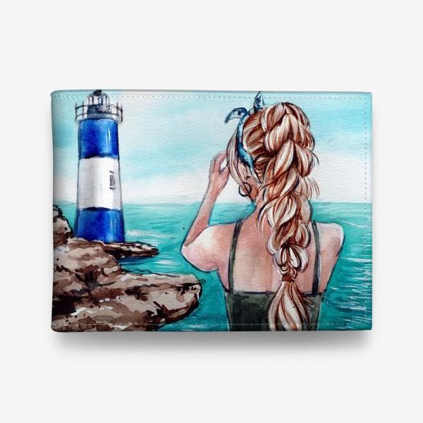 Кошелек «ласковое море»