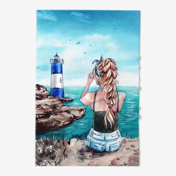 Полотенце «ласковое море»