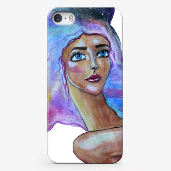 Чехол iPhone «Акварельный сон»