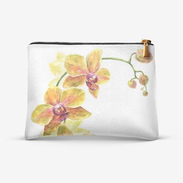 Косметичка «Орхидея»