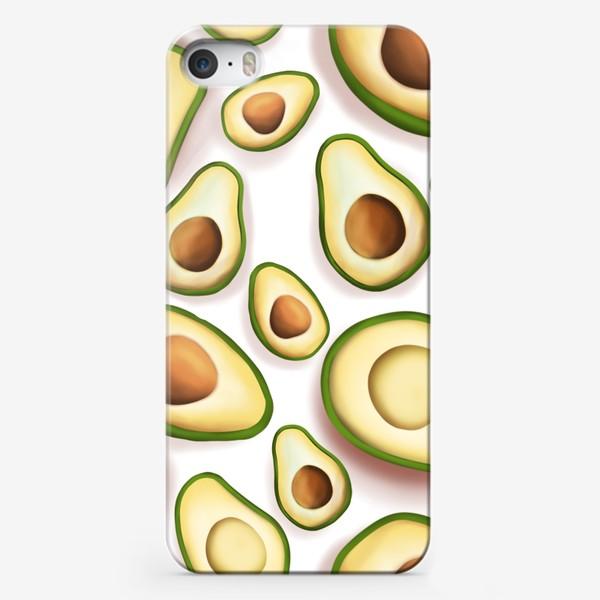 Чехол iPhone «Авокадо»