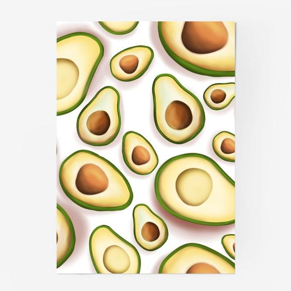 Постер «Авокадо»