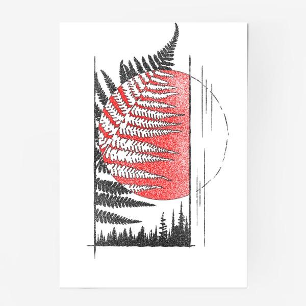 Постер «Forest Fern»