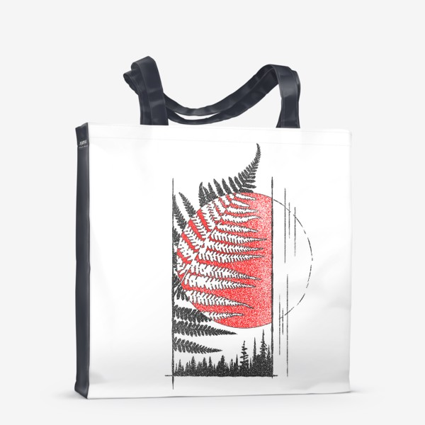 Сумка-шоппер «Forest Fern»