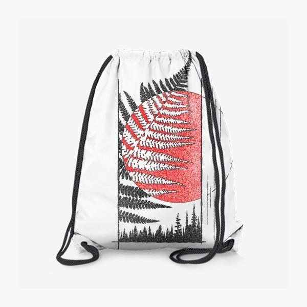 Рюкзак «Forest Fern»