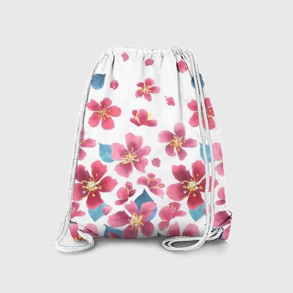Рюкзак «Цветение сакуры 1»