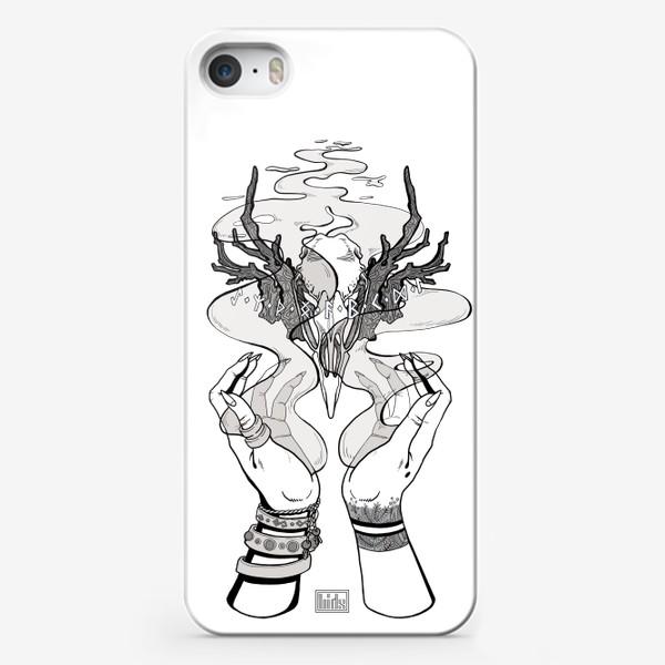 Чехол iPhone «Корона главной Ведьмы (из Дневник Ведьмы, 18-ая серия, 2-ой сезон)»