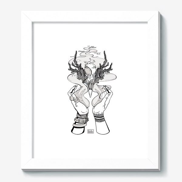 Картина «Корона главной Ведьмы (из Дневник Ведьмы, 18-ая серия, 2-ой сезон)»